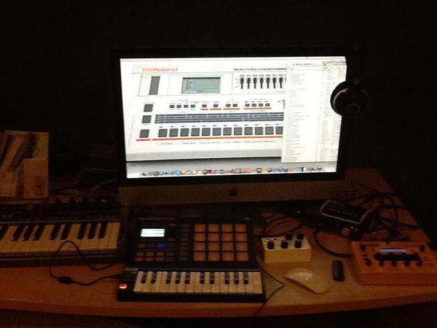 Palombo Nicholas' studio