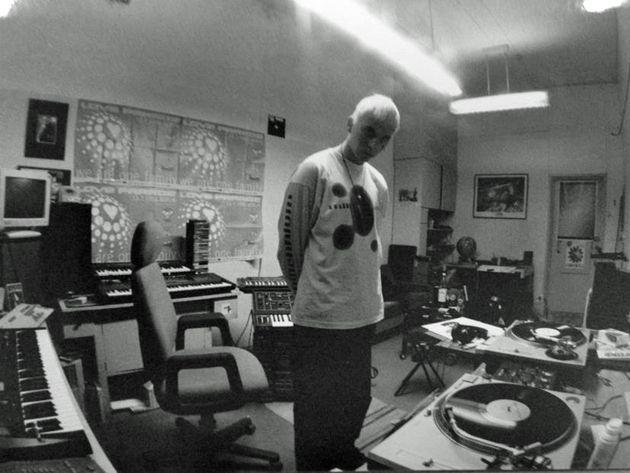 Tero Civill's studio