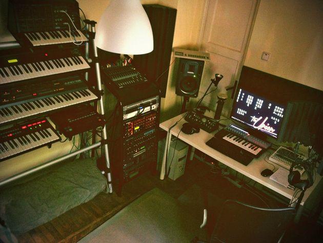Victor Gunta's studios