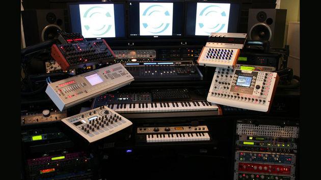 Solidsoundatl's studio