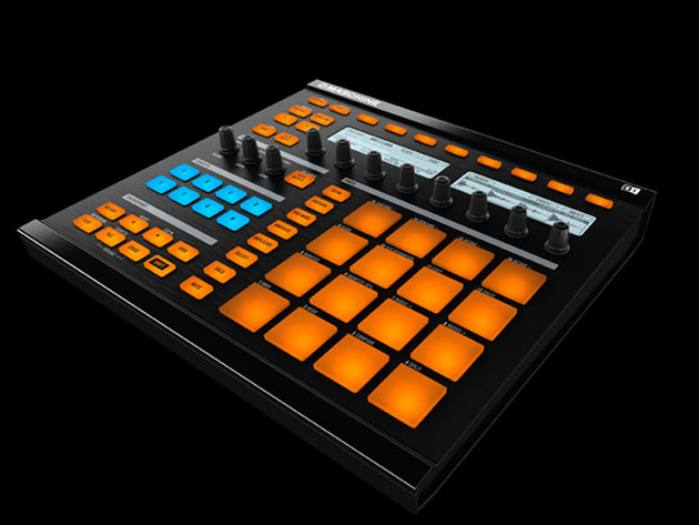 Native Instruments Maschine & Komplete
