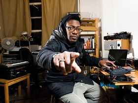 Interview: Roots Manuva on producing his new album, 4everevolution