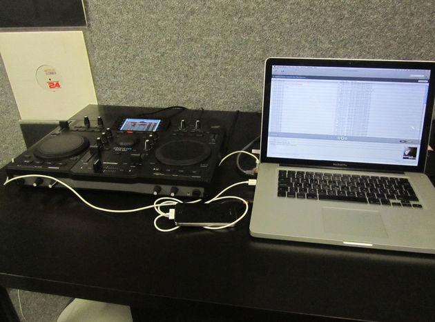 Mac & Stanton SCS4.DJ