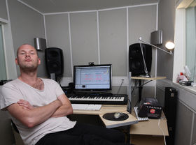 In pictures: Dada Life's Stockholm studio