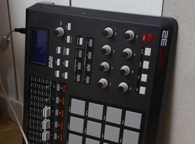 Akai MPD32