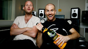 Dada Life interview and video studio tour