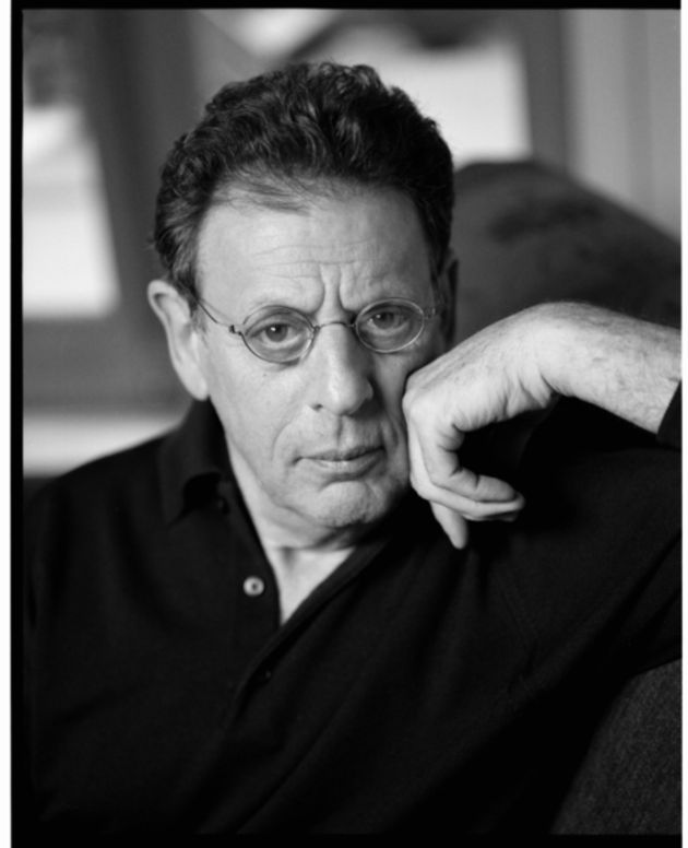 American composer and minimalist pioneer Philip Glass.