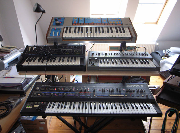 More hardware synths
