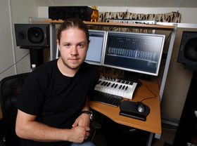 In pictures: John Dahlbäck and his software studio