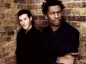 Elbow's Guy Garvey songwriting with Massive Attack