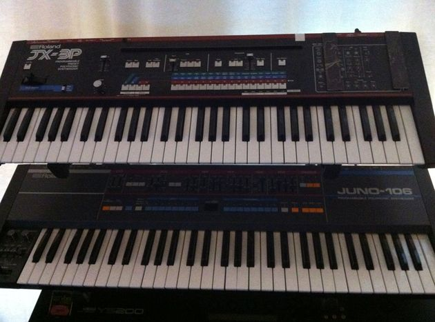 Roland synths