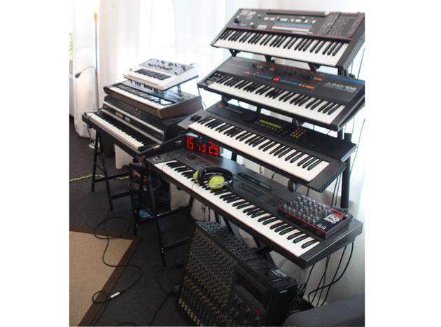 Studio synths