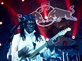 VIDEO: Nile Rodgers talks basslines, Chic and the music industry