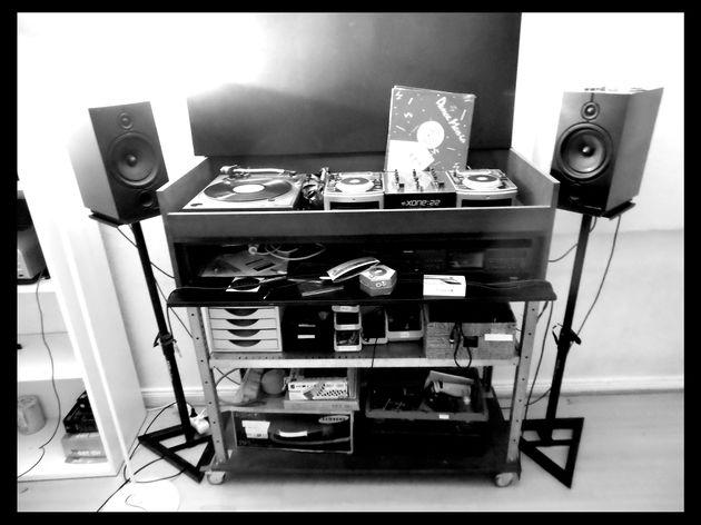 DJ spot