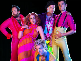 Scissor Sisters and Snow Patrol among UK's most played artists