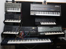 In pictures: Steve Mac's gear-stuffed studio