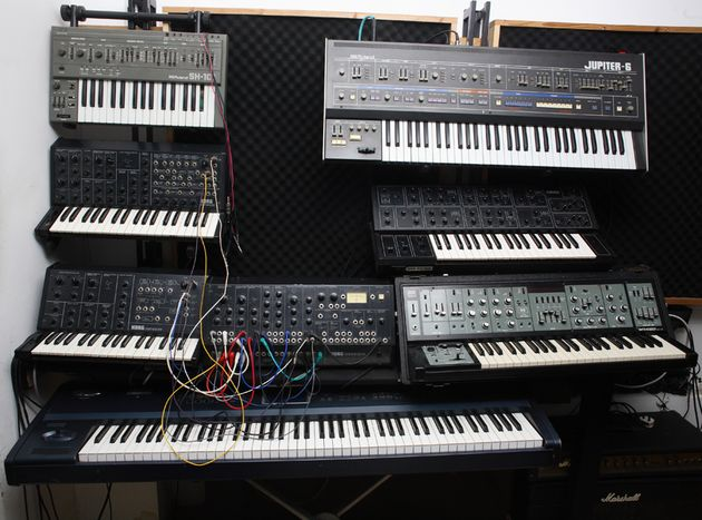 Korg MS synths
