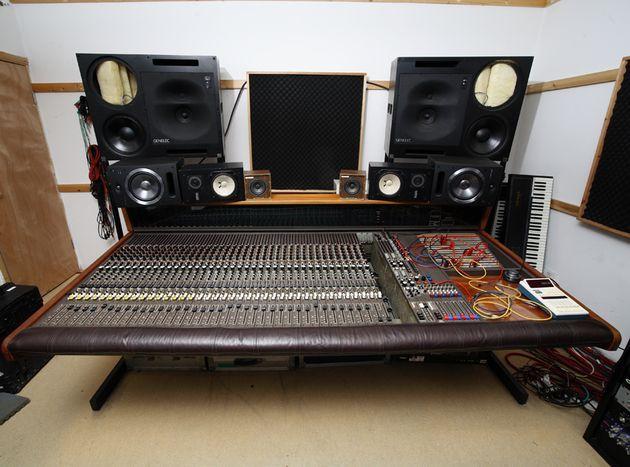 MCI-JH500 model D console