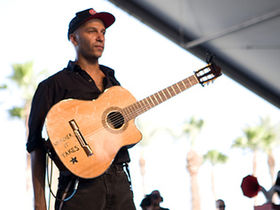 Tom Morello still fighting the power