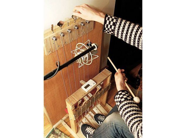 Build your own instruments