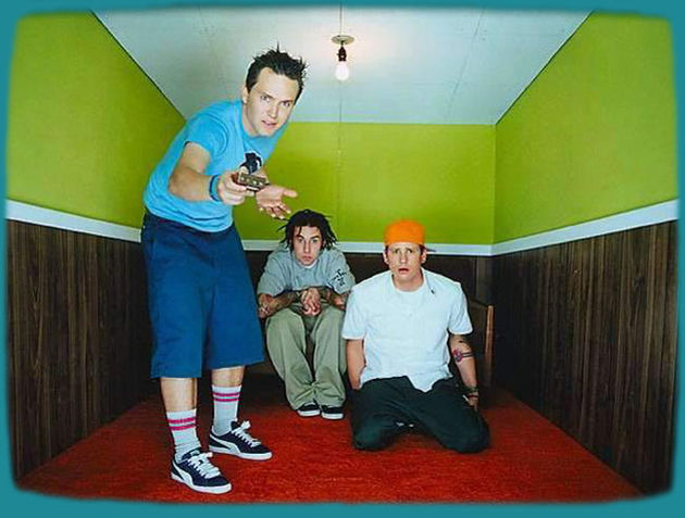 Hoppus says the band is talking
