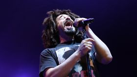 Counting Crows on writing, the Stones and Hemingway