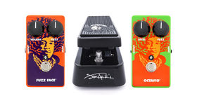 Hendrix tribute pedals hit shops