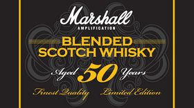 Marshall toast father's day with Marshall Whisky