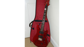 WIMN auctions off signed Orianthi PRS