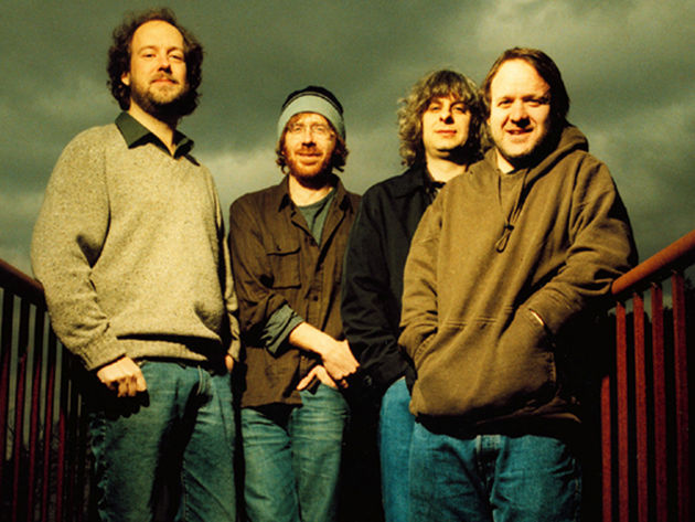 The Phish are flying this summer