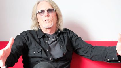 Scott Gorham talks recording with Black Star Riders