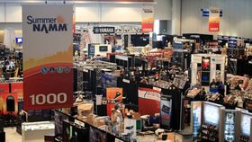 Summer NAMM 2013 gets under way