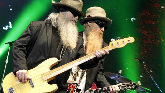 Living legends: Billy Gibbons and Dusty Hill
