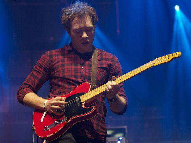 Bombay Bicycle Club talk numbers ones, Afro beat and synth pedals