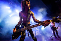 Ashley Purdy's guide to touring and performing