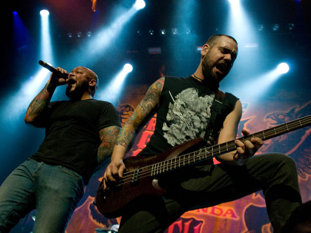 Mike D' Antonio, Killswitch Engage