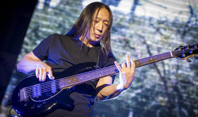 John Myung talks touring, technique and tone