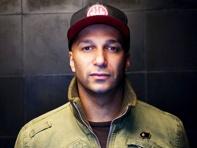 Tom Morello is The Nightwatchman