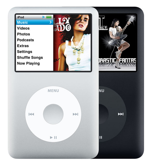 Who needs high-fidelity audio when you've got an iPod?