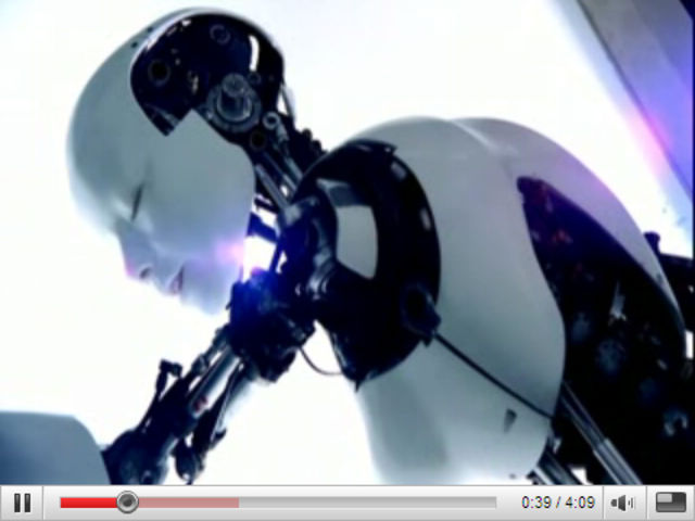 Björk's All Is Full Of Love - directed by Chris Cunningham