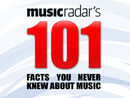 101 facts you never knew about music