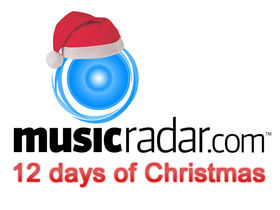 MusicRadar's 12 days of Christmas