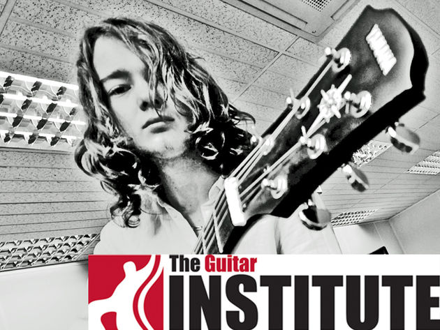 Win a scholarship at the Guitar Institute