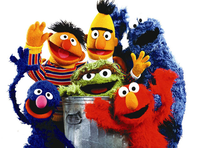 Sesame Street rocks harder than you, fact!