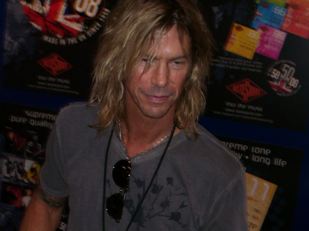 Duff McKagan of Velvet Revolver