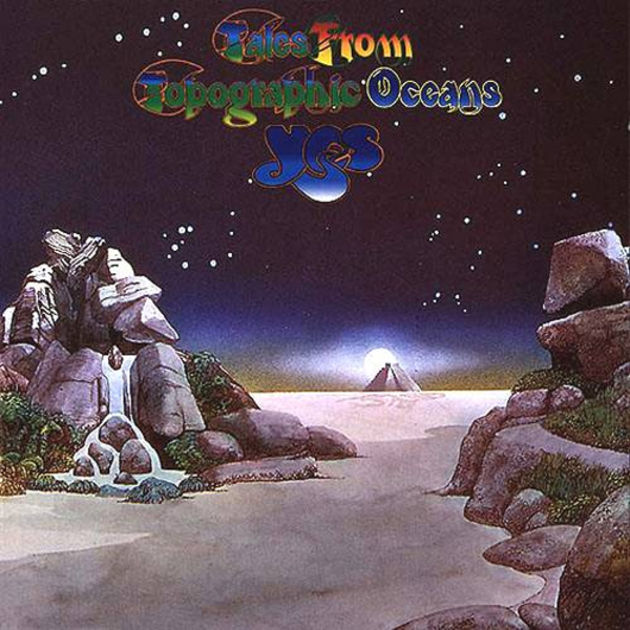 Tales From Topographic Oceans (1974)