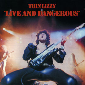 6 career defining records of Thin Lizzy's Brian Downey