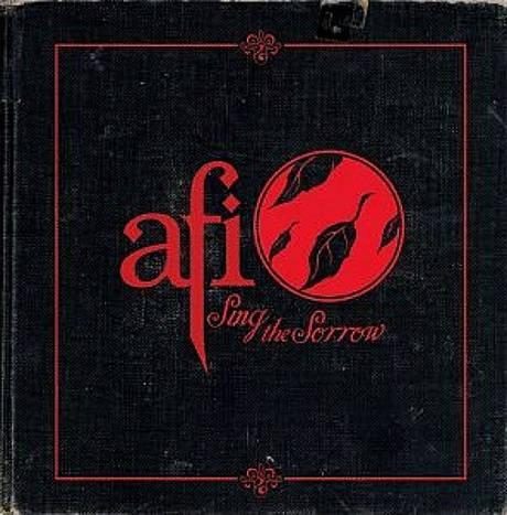 AFI sing the sorrow