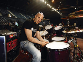 Kenny Aronoff on drumming with John Fogerty, John Mellencamp