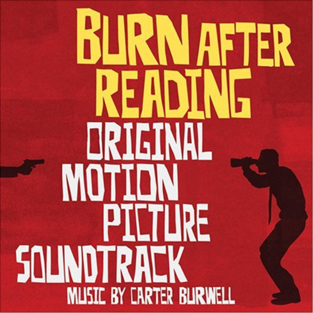 Burn After Reading OST